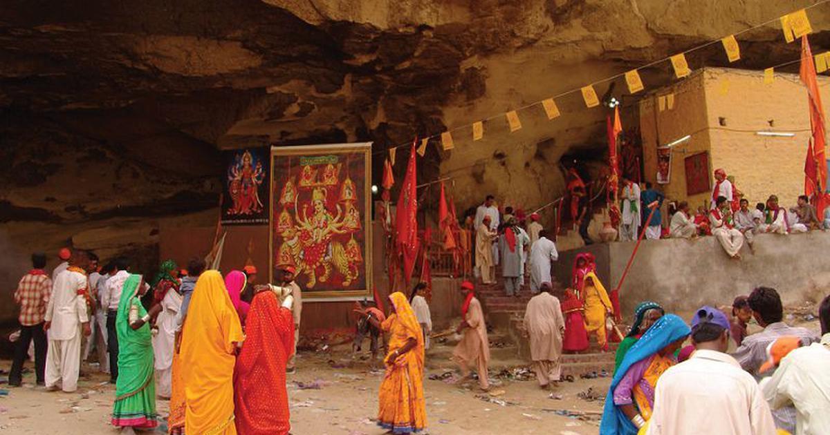 In Pakistan's Balochistan province, looking for the goddess Kottari Devi and finding Bibi Nani