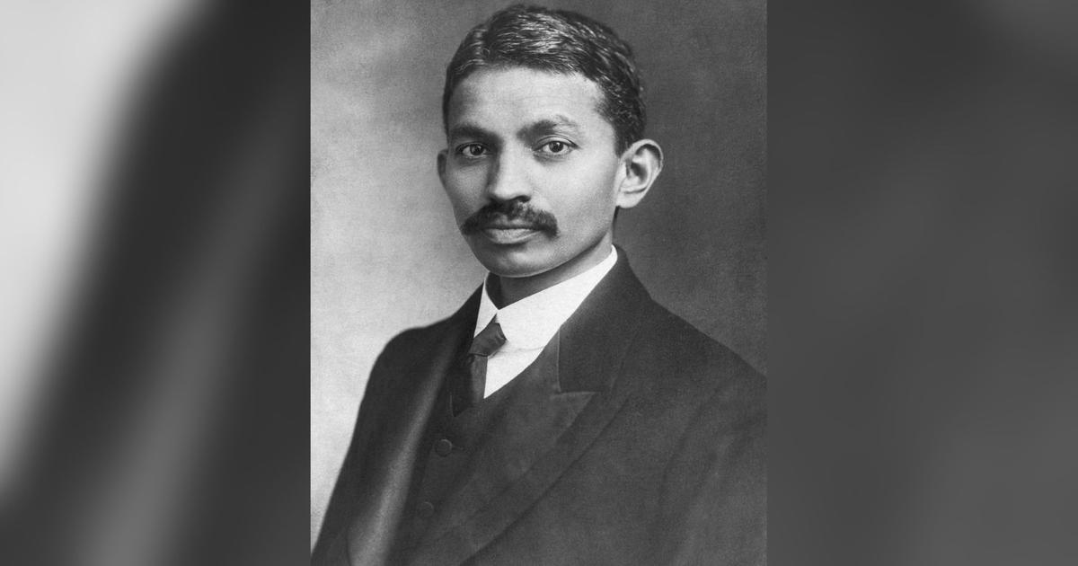 Mohandas Gandhi on student life in London, finding a vegetarian meal, and dancing lessons