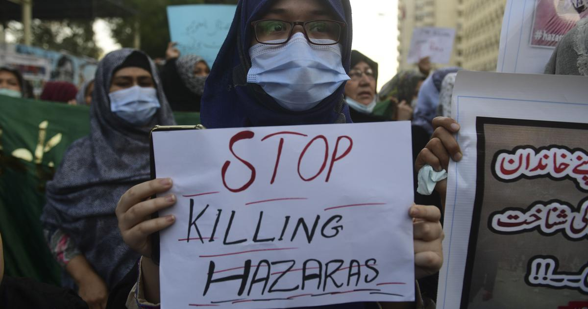 The bombing of a Kabul school is a sign of the coming violence against the Hazaras in Afghanistan