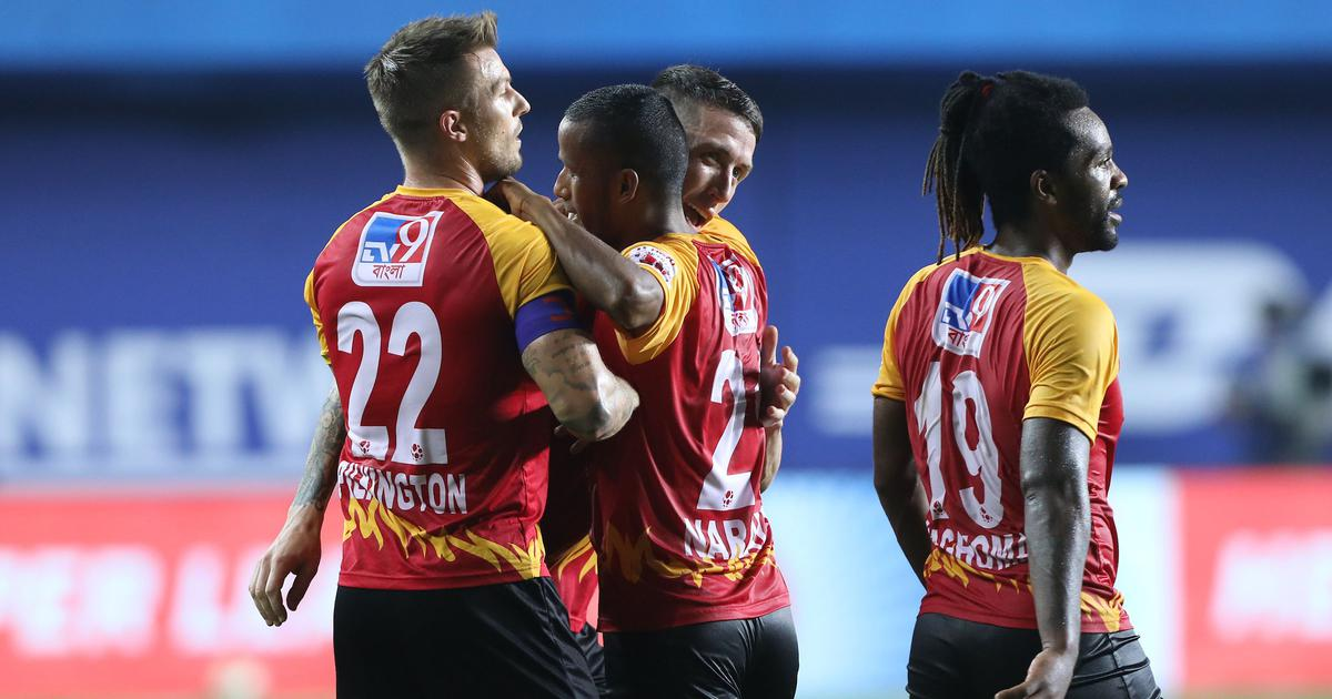 ISL: Scott Neville's last-gasp goal helps SC East Bengal earn a point against Kerala Blasters