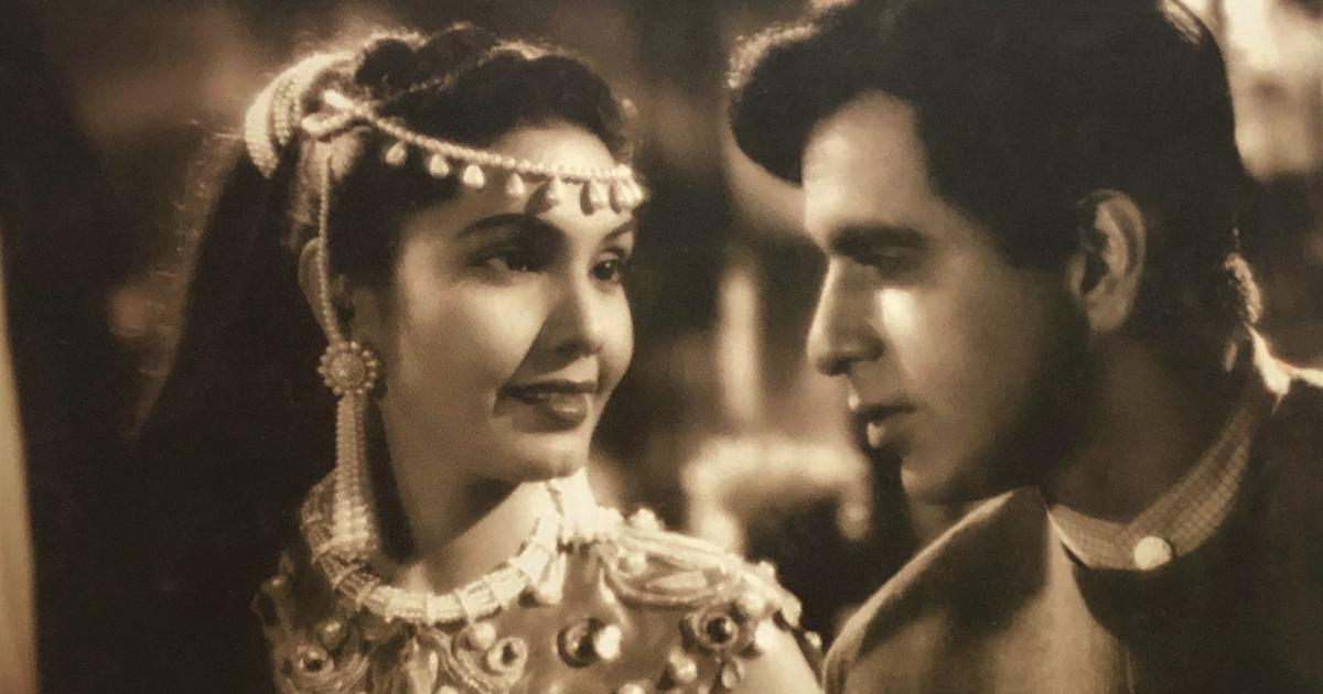 'India's best ambassador': When an actress forsook Indian films for an uncertain life in the West