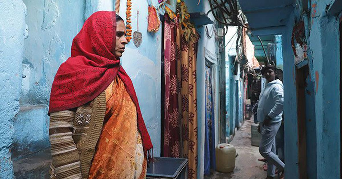 Photos: How Covid-19 pandemic has affected women workers in Delhi