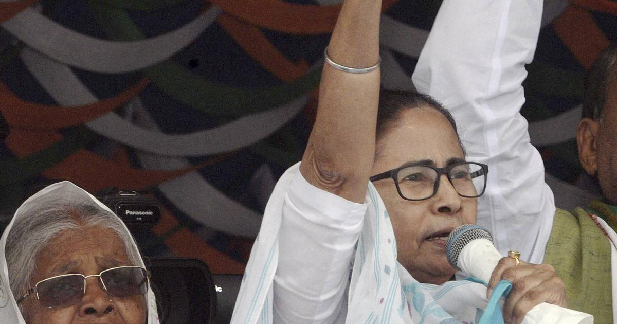 The big news: Mamata Banerjee to contest West Bengal polls from Nandigram, and 9 other top stories