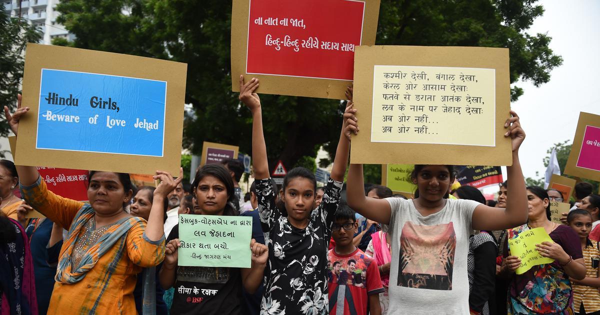 Madhya Pradesh: Police file first case under anti-conversion law