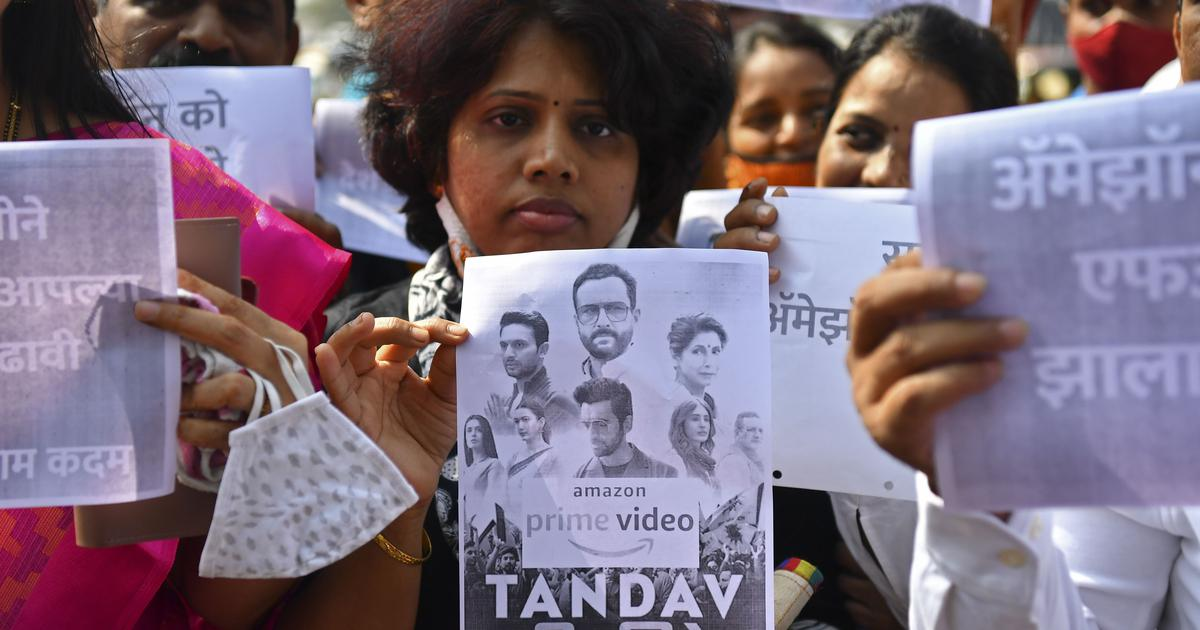 'Tandav' makers, cast hurt religious sentiments, will face tough legal action, says UP deputy CM