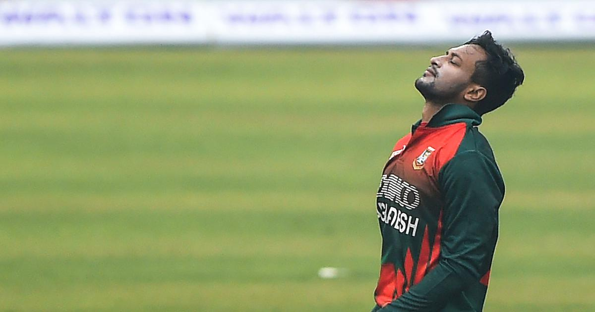 Dhaka Premier League: Shakib Al Hasan fined, suspended by BCB for umpire outburst