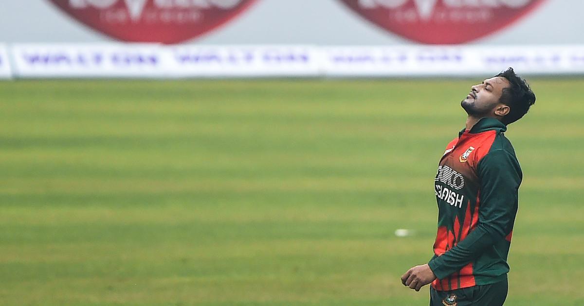 First ODI: Shakib Al Hasan returns with record-breaking figures as Bangladesh thrash West Indies