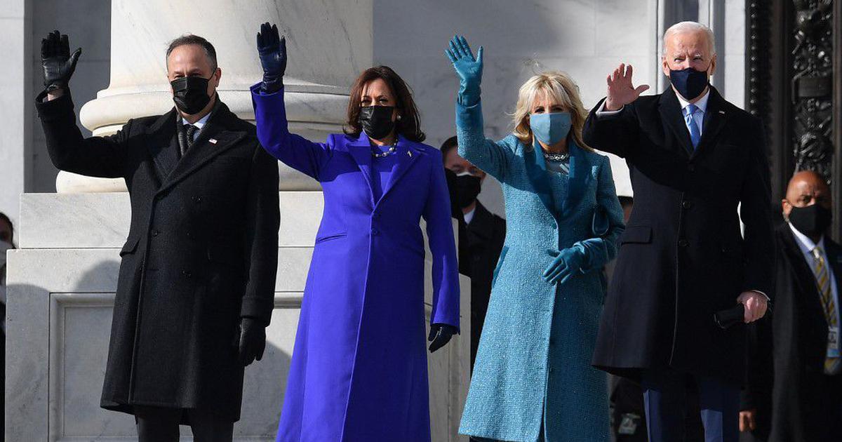 'Desi nation, we made it!': Twitter celebrates Kamala Harris becoming US vice president