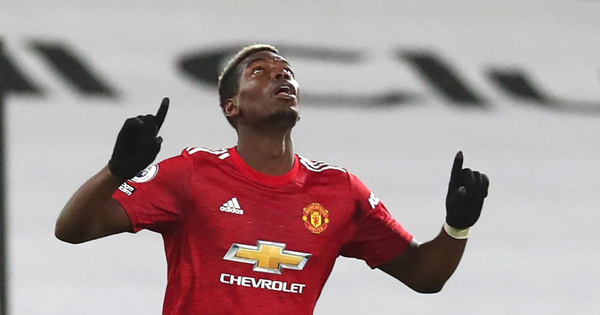 Premier League: Paul Pogba stars as Manchester United earn comeback win over Fulham to stay on top