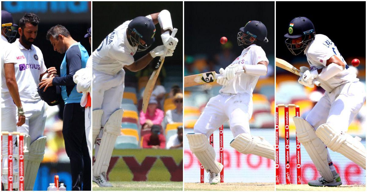 Grit and glory: Cheteshwar Pujara vs Australia was cricket's version of rope-a-dope