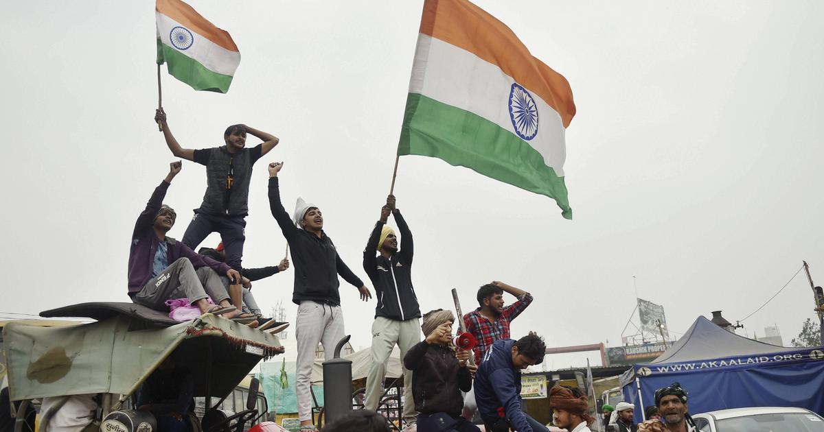 Farmers protesting against new farm laws not summoned by NIA, Centre tells Rajya Sabha
