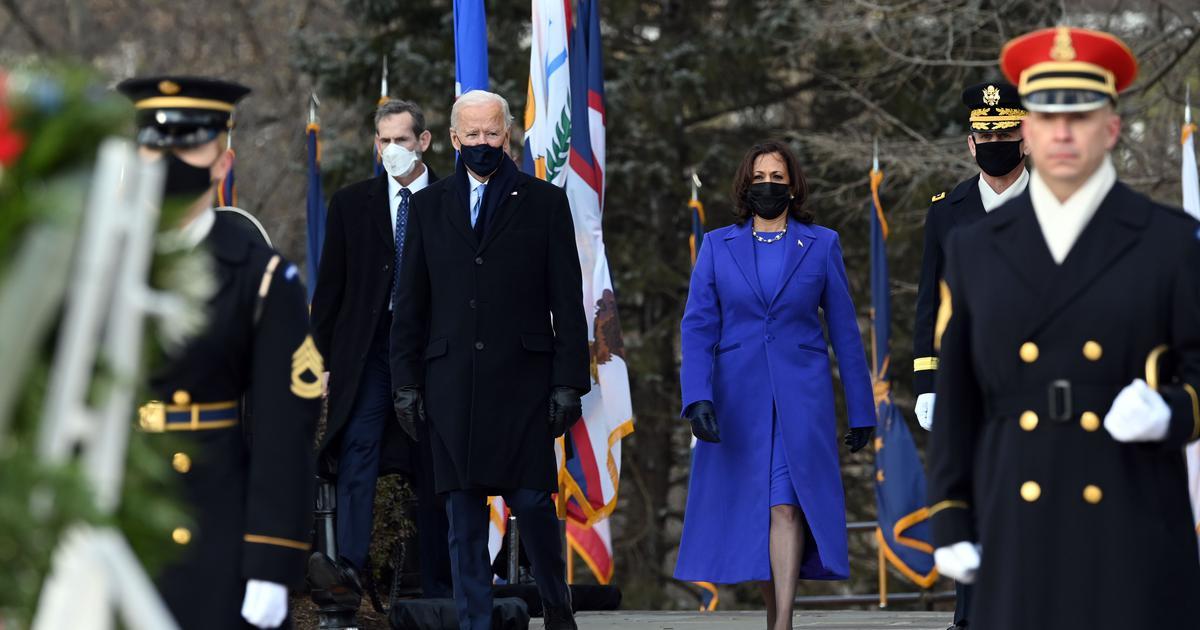 Joe Biden values strong India-US ties, Kamala Harris as VP cements relations, says White House