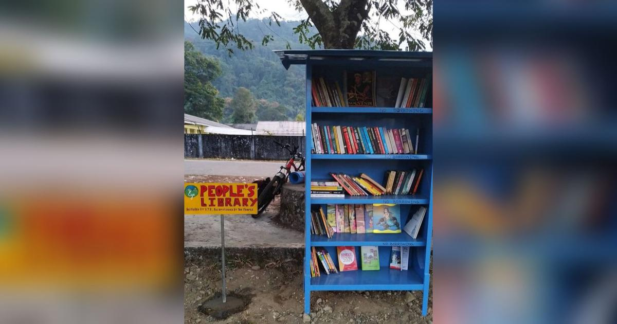 How a people's library sprang up during the pandemic in the town of Roing in Arunachal Pradesh