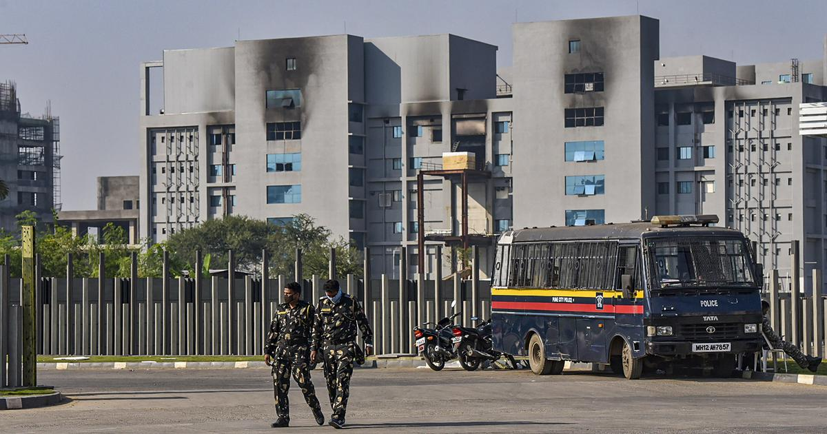 Pune Police, three Maharashtra government agencies start inquiry into Serum Institute fire