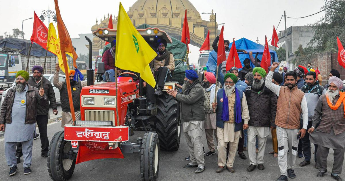 Farmer groups claim they have Delhi Police approval for Republic Day tractor rally
