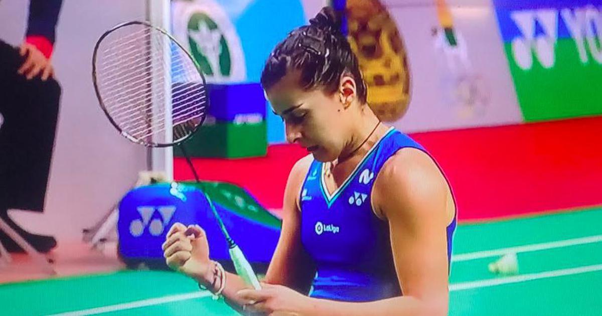 Watch: Carolina Marin and Viktor Axelsen claim back-to-back Thailand Open badminton titles