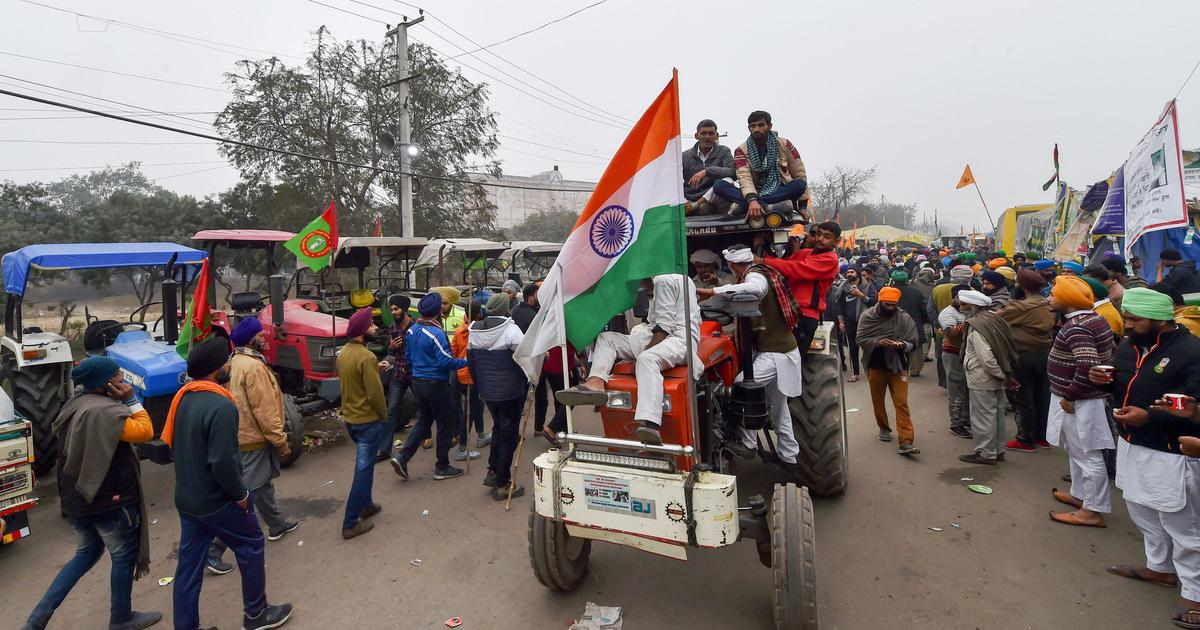 The big news: Farmers tractor rally allowed to begin after R-Day parade, and 9 other top stories