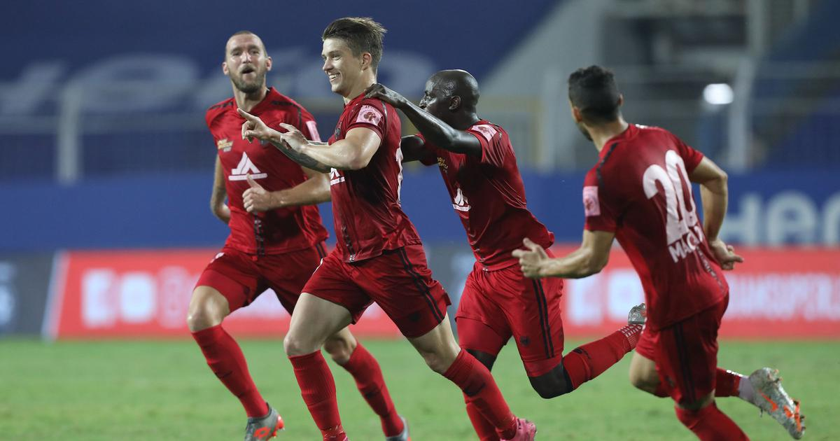 ISL: Federico Gallego's stunning strike helps NorthEast United to shock win over ATK Mohun Bagan
