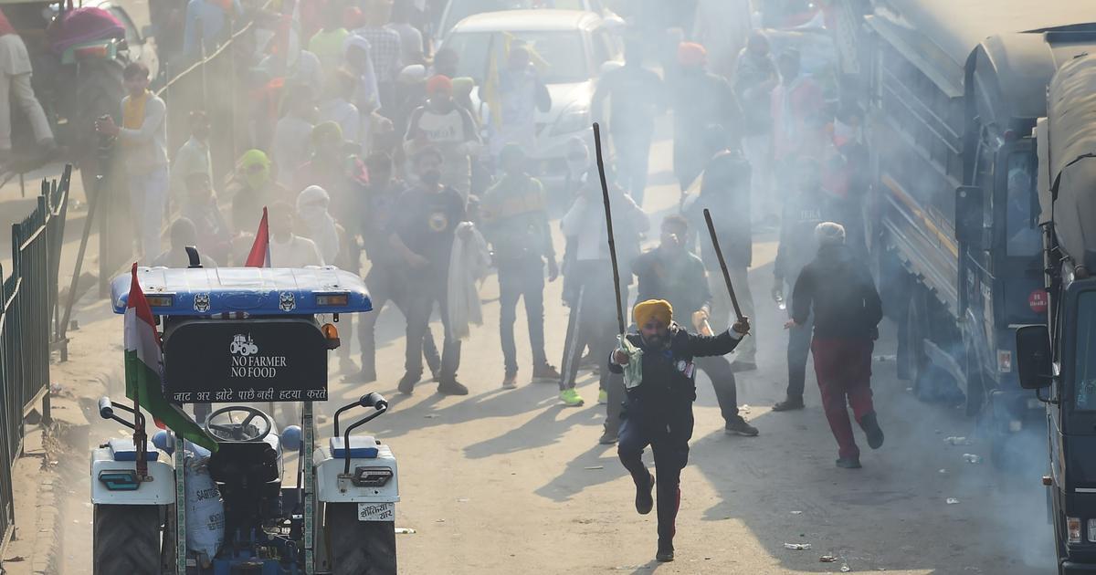 Farm law protests: Delhi Police detain 200 protestors, file 22 FIRs in Republic Day violence case