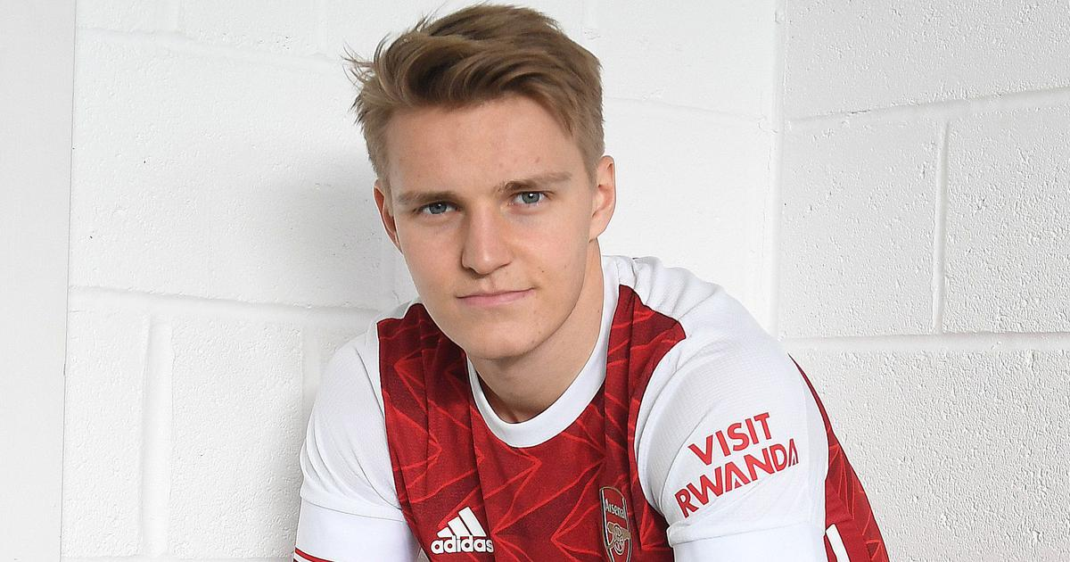 Premier League: Arsenal sign talented midfielder Martin Odegaard on loan from Real Madrid