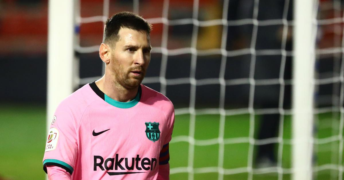 Copa del Rey: Lionel Messi marks return with goal as Barcelona earn comeback win over Rayo Vallecano