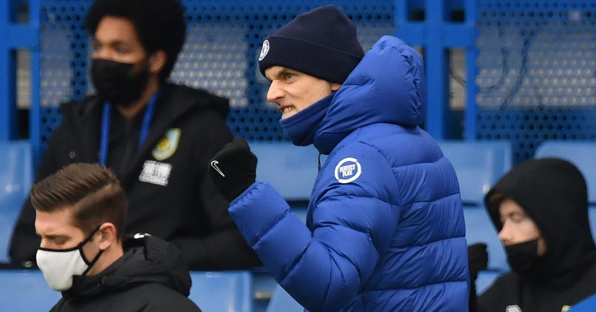 Premier League: Thomas Tuchel gets first win as Chelsea ease past Burnley