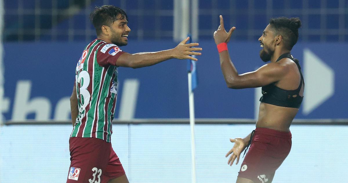 Watch highlights: Roy Krishna inspires ATK Mohun Bagan comeback in ISL clash with Kerala Blasters