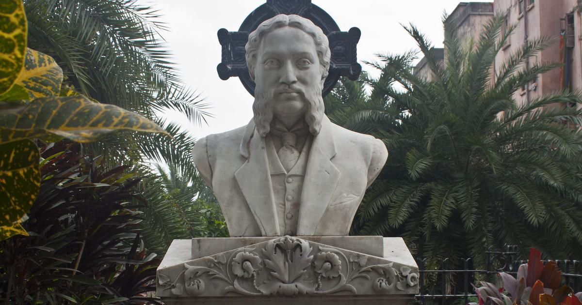 'Betrayed By Hope': A new play visits the life of poet and writer Michael Madhusudan Dutt