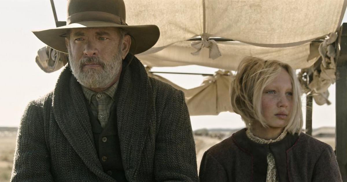 'News of the World' trailer: Tom Hanks is a US Civil War veteran with an unusual delivery to make
