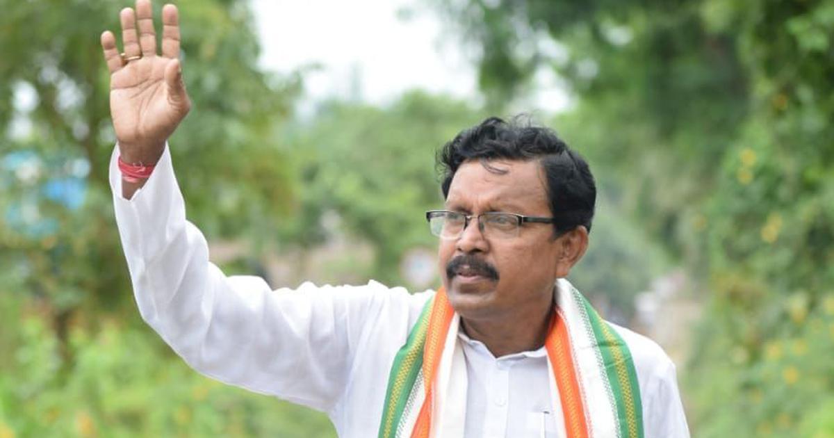 West Bengal: Diamond Harbour MLA Dipak Halder joins BJP a day after quitting TMC