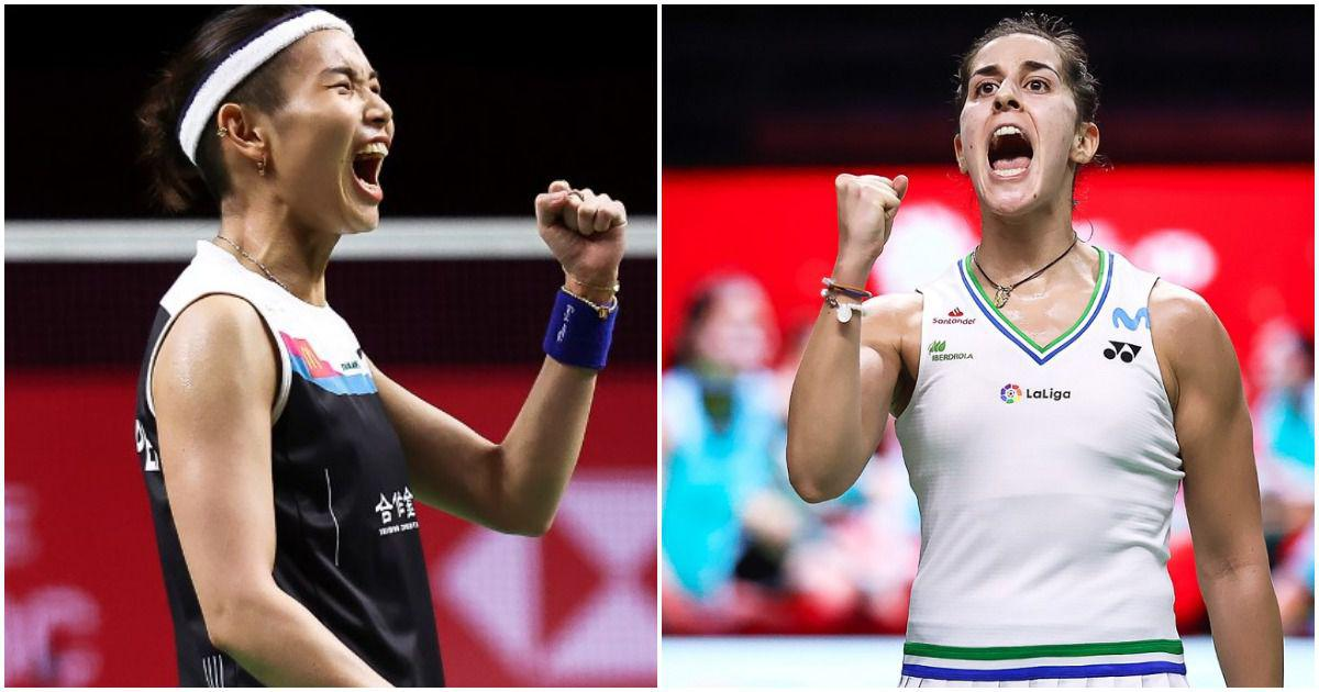 Badminton's song of ice and fire: Tai Tzu Ying and Carolina Marin begin 2021 in sensational style