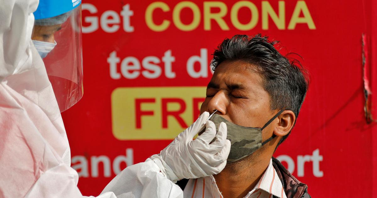 Coronavirus: India's active cases rise by 8,011, Maharashtra and Kerala account for over 71% of them