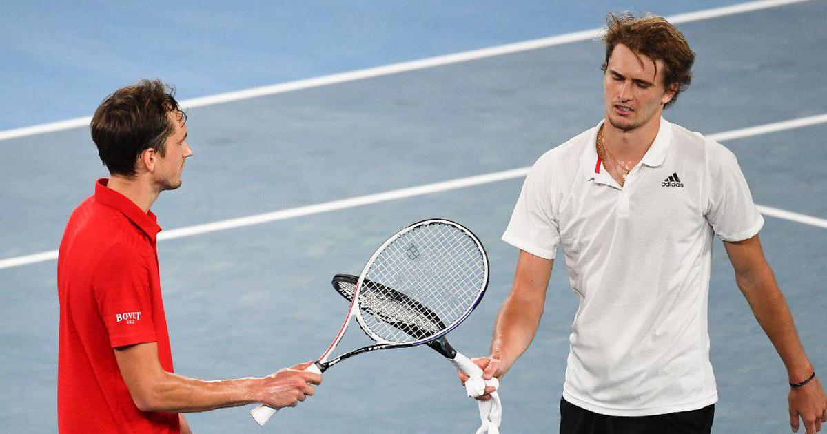 Tennis: Medvedev, Rublev lead Russia into ATP Cup final against Italy