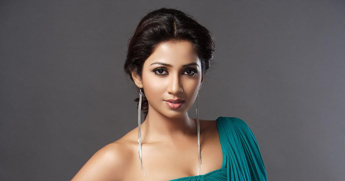 The secret of Shreya Ghoshal's success: 'Don't calculate, go with the flow'