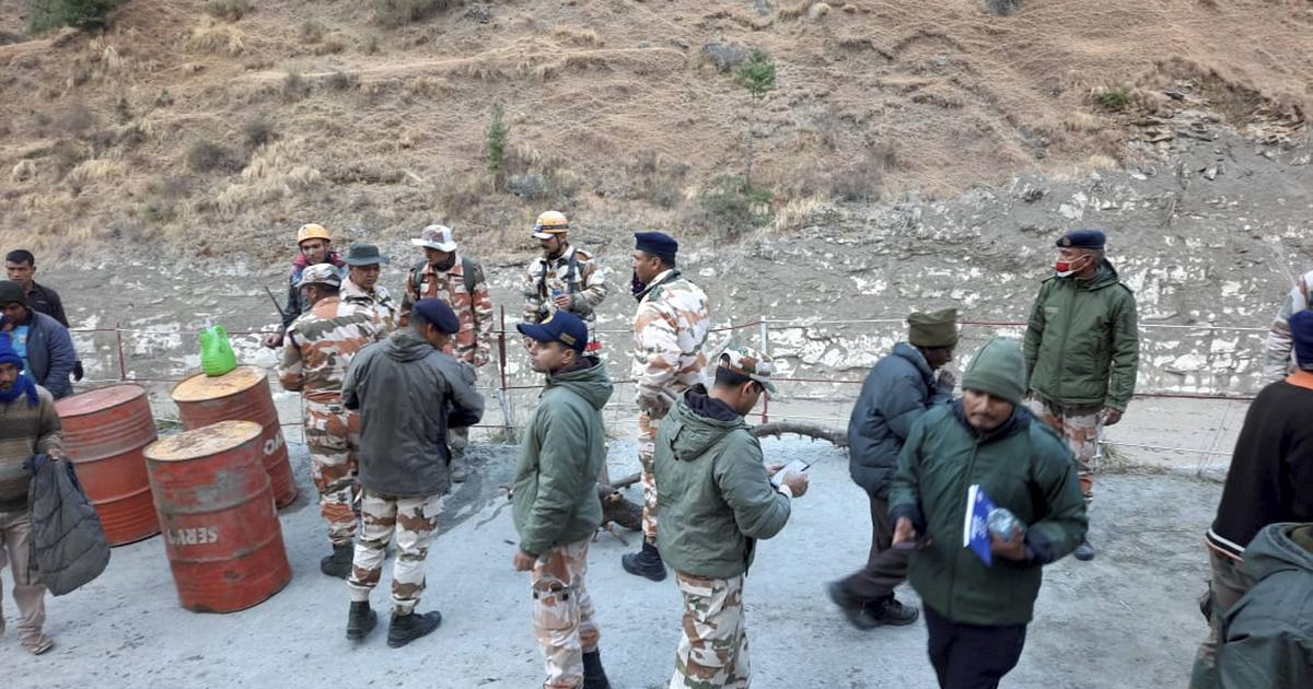 Uttarakhand glacier burst: CM says experts will look at cause later as rescue operations continue