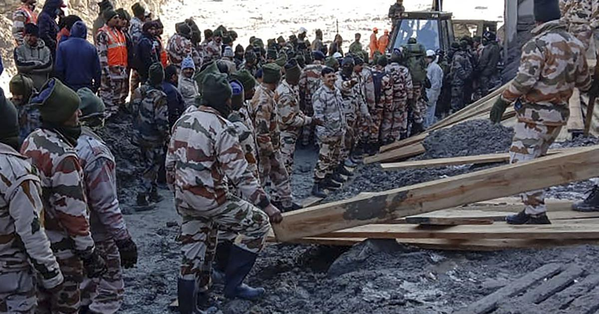 Uttarakhand glacier disaster: 136 missing people to be declared dead