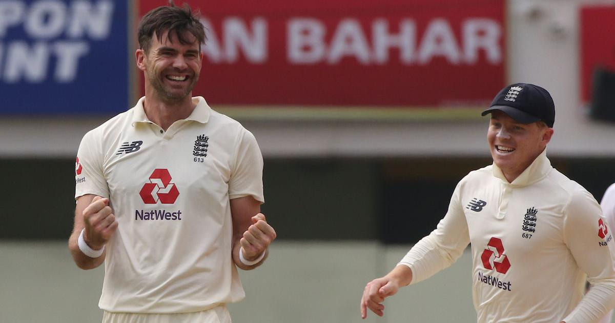 India vs England: Reverse swing was huge for us, says James Anderson after first Test win
