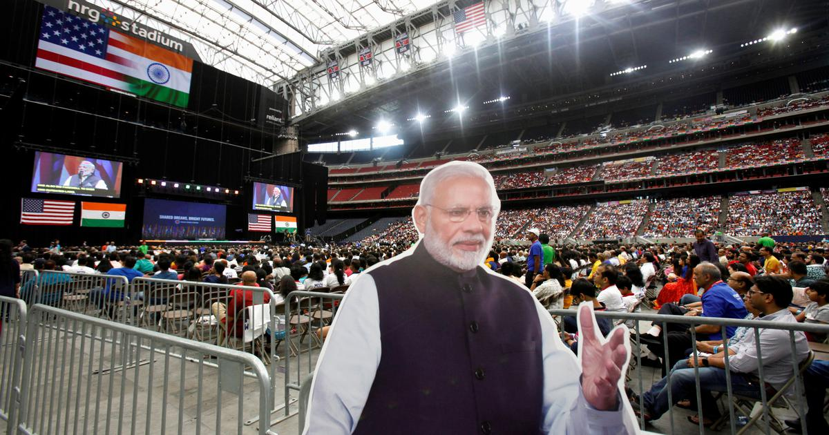 Indian Americans are divided about India's future, but still broadly support Modi, finds survey