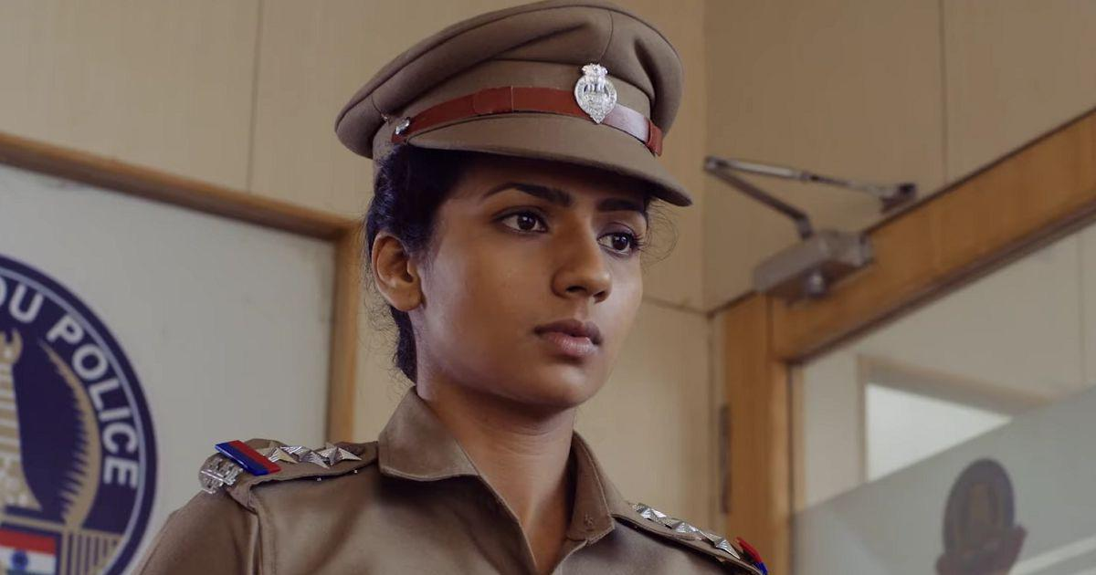 'Vadham' trailer: In Tamil web series, a woman police inspector goes to extremes for justice