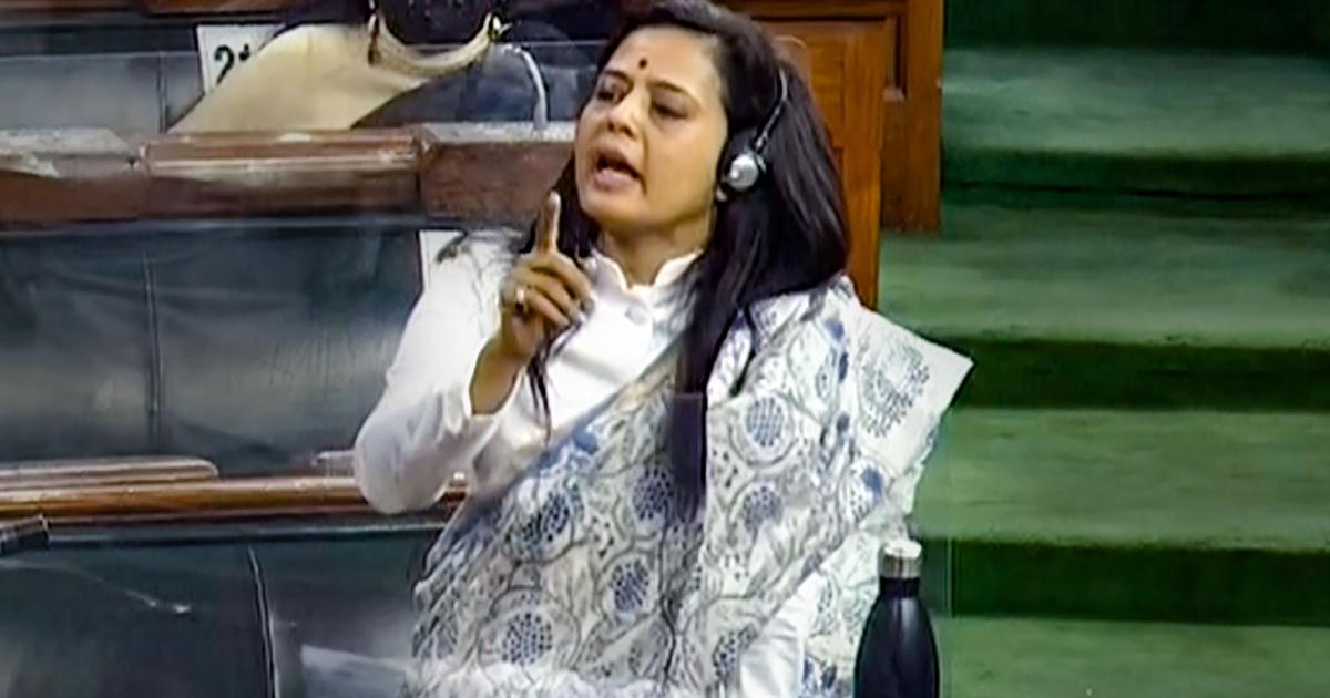 BJP MP moves privilege motion against TMC's Mahua Moitra for comments against former CJI