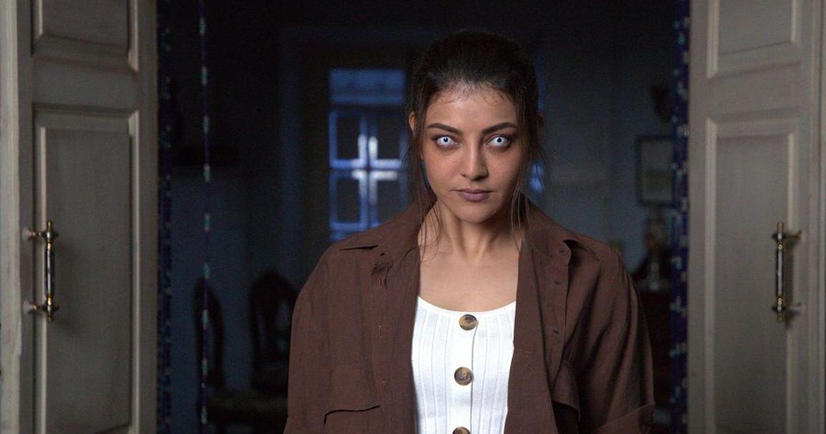 'Live Telecast' review: A TV crew is trapped in a house with an angry spirit and loads of cameras