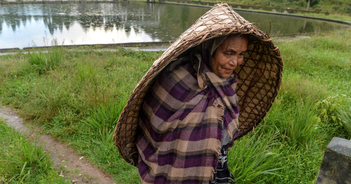 The world's wettest place in North East India is witnessing a decline in rainfall