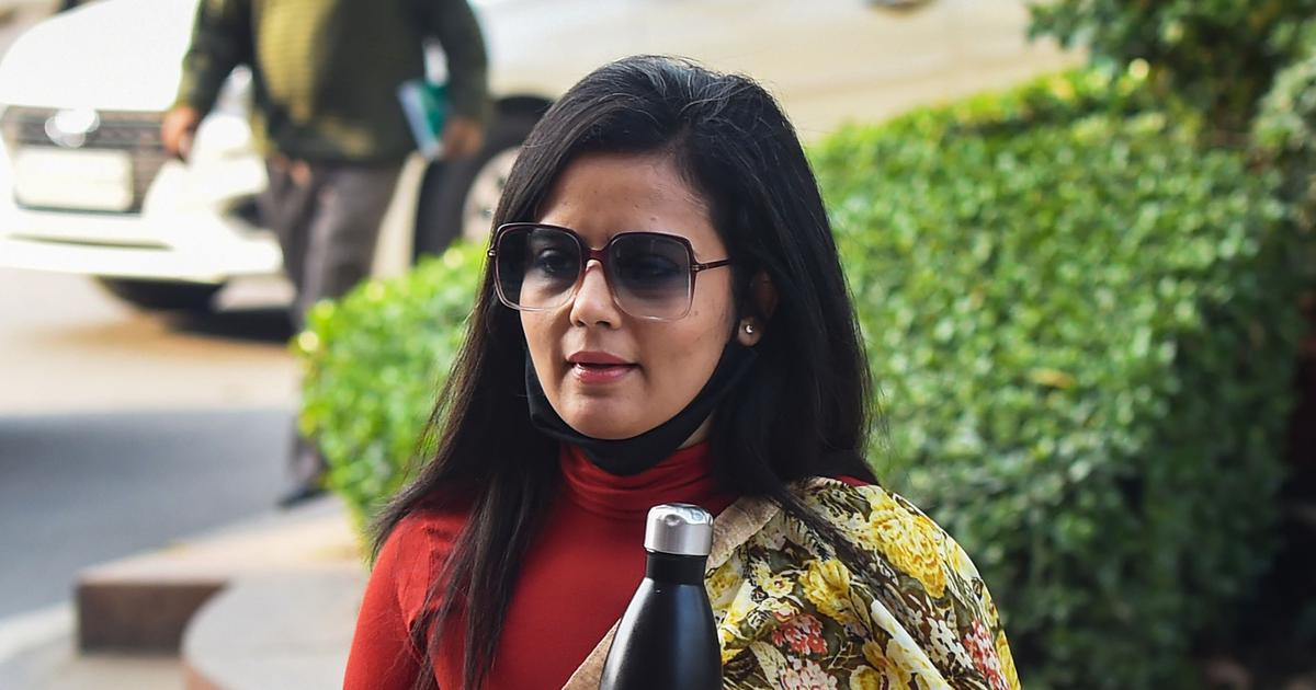 Mahua Moitra says she's 'under surveillance', asks police to remove armed officers from Delhi home