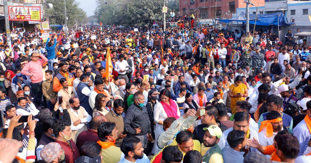 Mangolpuri killing: VHP calls for hanging of arrested, AAP links incident to 'Jai Shri Ram' chant