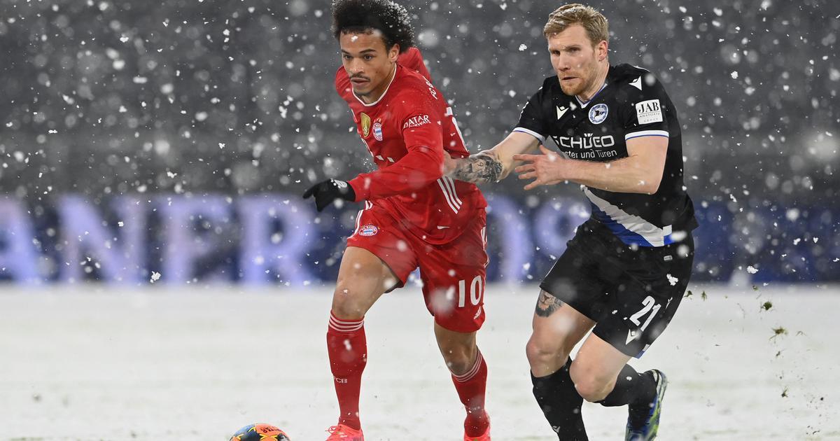 Bundesliga: Bayern Munich held at home by Arminia Bielefeld in six-goal thriller