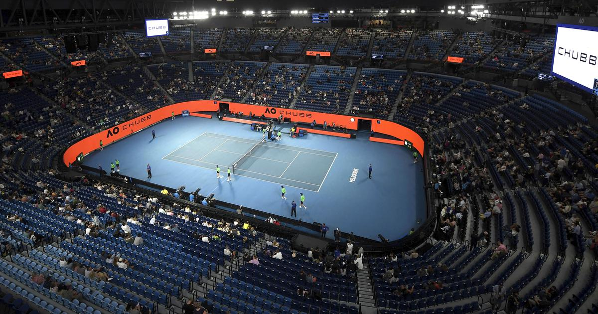Australian Open: After five-day lockdown, fans allowed at 50% capacity for semis and final