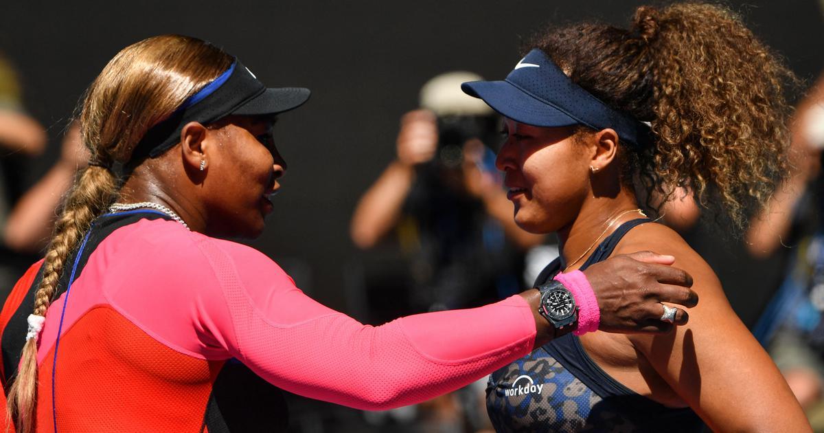 Watch highlights: Naomi Osaka downs Serena Williams to reach second straight Grand Slam final