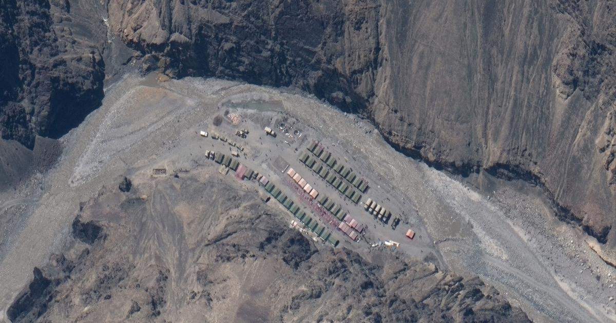 China reveals names of four soldiers killed in Galwan Valley clash with India