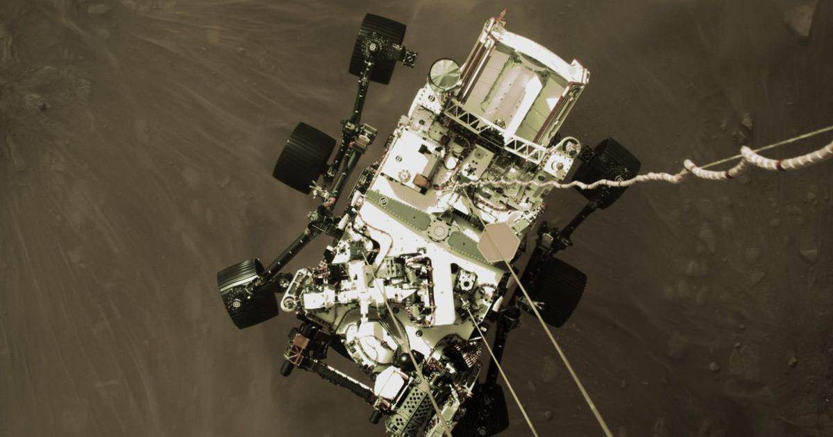 Nasa's Perseverance Rover has safely landed on Mars. But what exactly are its goals?