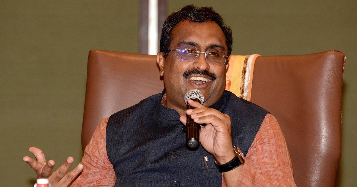 Social media can weaken democracy, Centre working on laws to tackle it, says BJP leader Ram Madhav